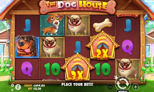 The Dog House Slot Screenshot Review