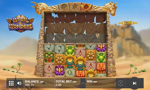 Wheel of Wonders Slot Screenshot Review