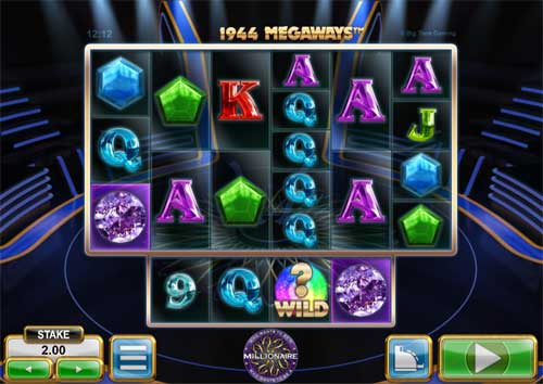 Who Wants To Be A Millionaire Slot Screenshot Review